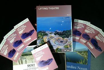 Lifting Theatre: la sfida per il G7 del teatro di Taormina diventa un libro