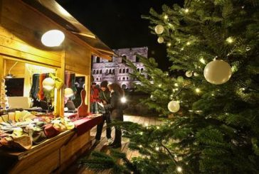 Venerdì 24 apre i battenti ad Aosta Marché Vert Noël