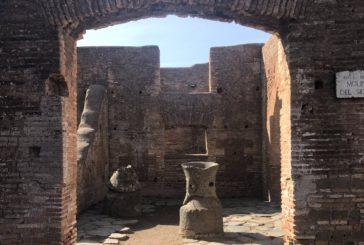 L'Area archeologica di Ostia Antica diventa patrimonio europeo