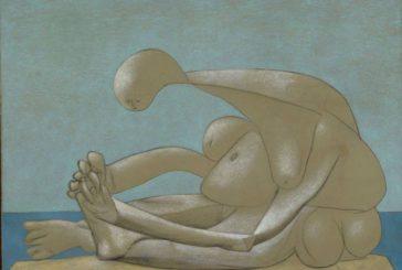 Al Guggenheim di Venezia in mostra Picasso e la sua spiaggia