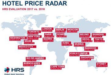 Nel 2017 prezzi più alti negli alberghi in Italia ed Europa: Venezia la più cara