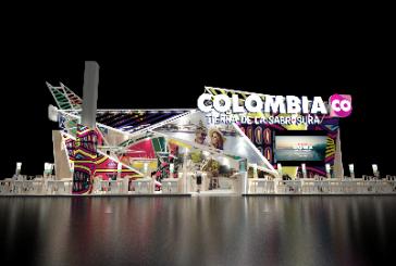 La musica e il gusto della Colombia alla Fitur di Madrid