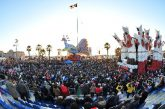 Il Carnevale di Viareggio si presenta all'Europa con un evento-mostra a Bruxelles