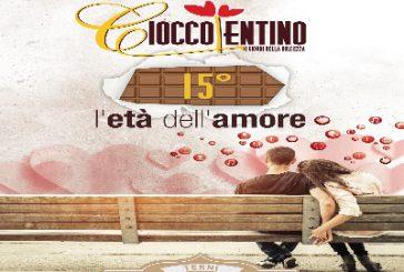 Cioccolentino compie 15 anni e dedica l'edizione 2018 ai giovani amori