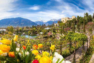 Chiusura stagionale dei Giardini di Castel Trauttmansdorff: numeri in crescita