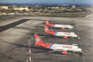Problema tecnico su volo Air Malta, salta lo scalo a Catania