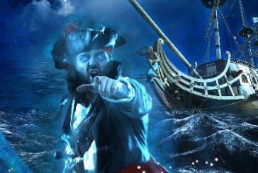 Gardaland rinnova l'attrazione storica 'I Corsari' con video mapping e soundtrack originale