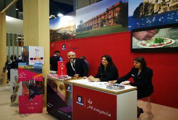 La Campania presenta in Bit i dati in crescita del settore turistico