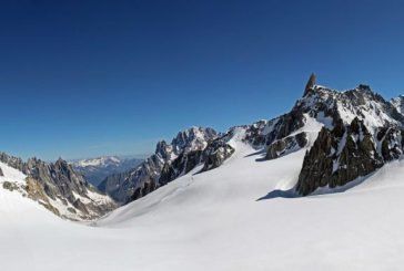 Con Skyway Monte Bianco emozioni di un fuori pista nella Vallée Blanche
