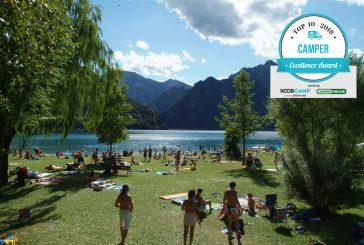 É in Trentino Alto Adige la migliore struttura italiana per le vacanze in camper