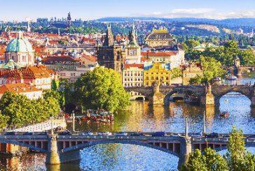 Da aprile Ryanair collega Pescara con Praga