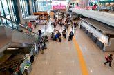 AdR, traffico passeggeri in calo del -81,1% nell'ultima settimana
