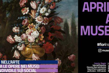 I musei celebrano la primavera, al via campagna social di aprile del Mibact