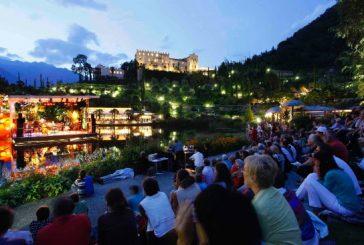 Brunch, aperitivi e tanta musica ai Giardini di Sissi