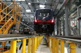 Presentato a Pistoia primo treno 'Rock' per trasporto regionale