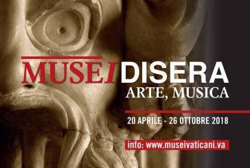 Musei Vaticani, aperture notturne tutti i venerdì dal 20 aprile