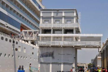 VTP riceve il Premio Innovazione SMAU per la Torre Imbarco Polifunzionale MBT