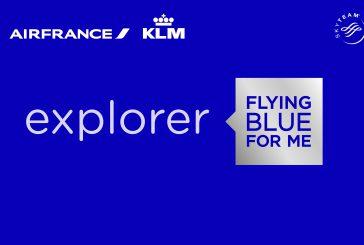 Il programma Flying Blue di Air France e KLM si rinnova e lancia un contest