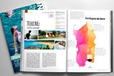 In distribuzione 'Emozioni', magazine per adv Bluvacanze, Vivere&Viaggiare e Blunet