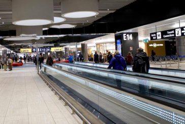 Fiumicino tocca i 9 mln di passeggeri nel I trimestre 2019: è record