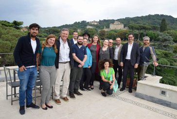 Adv brasilianai in visita ai Castelli Romani con il TO Bonjour Italie
