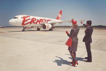 Ernest Airlines apre nuove rotte da Milano Malpensa verso l'Ucraina