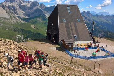 Sabato 23 giugno apre il 'Col Margherita Park' nella Ski Area San Pellegrino