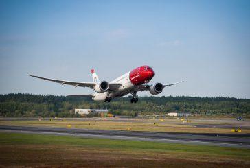 Norwegian fa il pieno di passeggeri, a giugno crescita del 14%