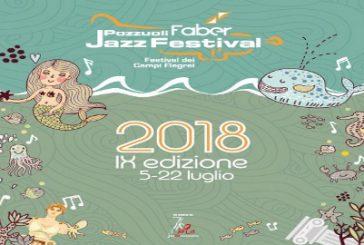 É tutto pronto per la IX edizione del 'Pozzuoli Faber Jazz Festival'