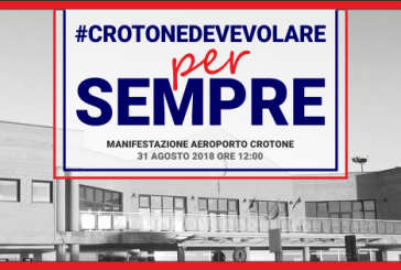 Scalo Crotone, Comitato Cittadino organizza protesta per il 31 agosto