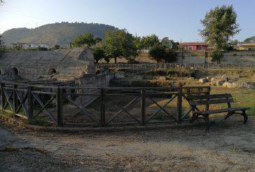 A Cuma apertura Stadio Antonino Pio ed escursioni per l'Efestoval