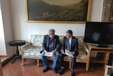 La Reggia di Casera ospita la mostra dei disegni del progetto della prima ferrovia in Italia