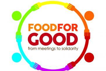 Federcongressi&eventi lancia la campagna di comunicazione di 'Food for Good'