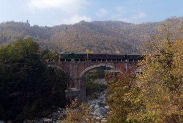 Ferrovia turistica Tanaro, il 13 ottobre ripartono gli appuntamenti a bordo del treno storico