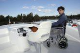 Adesso la vacanza in Houseboat è anche per diversamente abili
