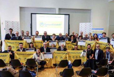 FIAB-ComuniCiclabili: 13 le new entry per l'edizione 2019