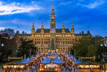 Vueling potenzia i voli Roma-Vienna e lancia concorso #WeLoveunNataleaVienna