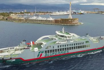 Bluferries, da dicembre una nuova nave sullo Stretto