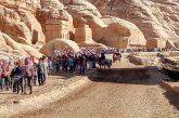 Giordania, sito Petra travolto dal fango, ma già riaperto al pubblico