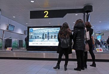 L'Emilia Romagna si promuove in stazioni e aeroporti italiani