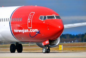 Norwegian da aprile volerà da Pisa ad Helsinki