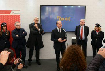 Battisti presenta i nuovi treni Rock e Pop attesi in Campania per il 2020