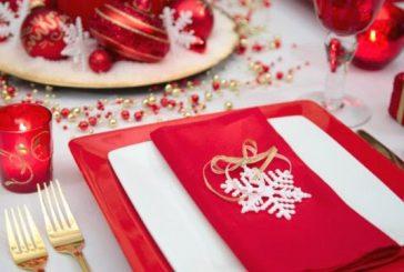 I menù per Natale e Capodanno del Bristol Palace