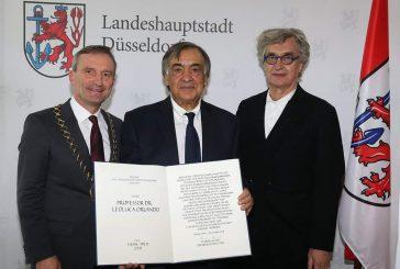 A Leoluca Orlando il premio 'Heinrich Heine' in Germania per l'esperienza di Palermo