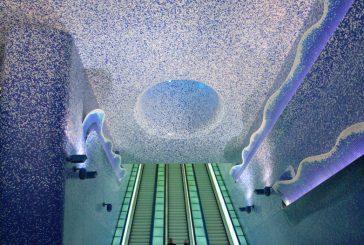 A Napoli tour guidati tra le stazioni dell'arte della Metropolitana
