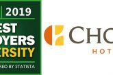 Forbes nomina Choice Hotels 'Best Employer for Diversity'