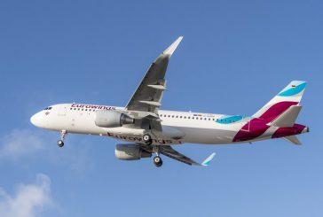 Eurowings assicura il futuro di LGW