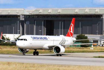 Turkish Airlines estende stop ai voli fino al 1 maggio