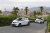 car2go chiude il 2018 con più utenti e più noleggi