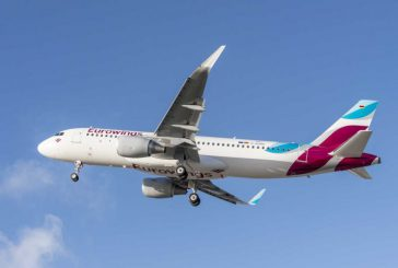 Eurowings in estate vola da Colonia a Trieste